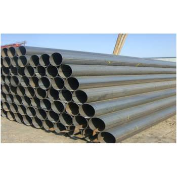 ERW-EN10219 S235JRH steel pipes for structure using