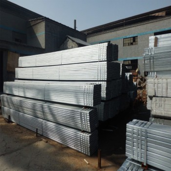 high quality Square and rectangular Steel Pipes
