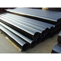 Straight welded steel pipes