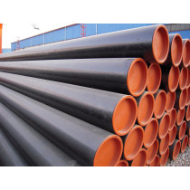 ERW coated steel pipes