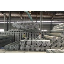 PRE galvanized steel pipes