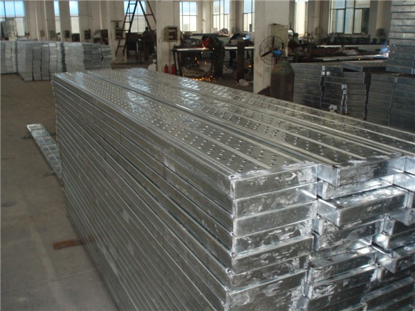 Scaffold Walk Board : Steel scaffolding platform plank walk board buy
