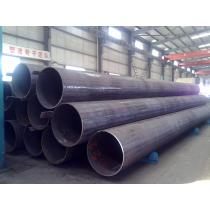 EN 10219 S275J2H carbon welded steel pipe