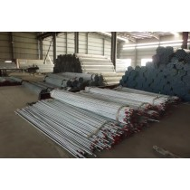 pre galvanized rectangular steel pipe