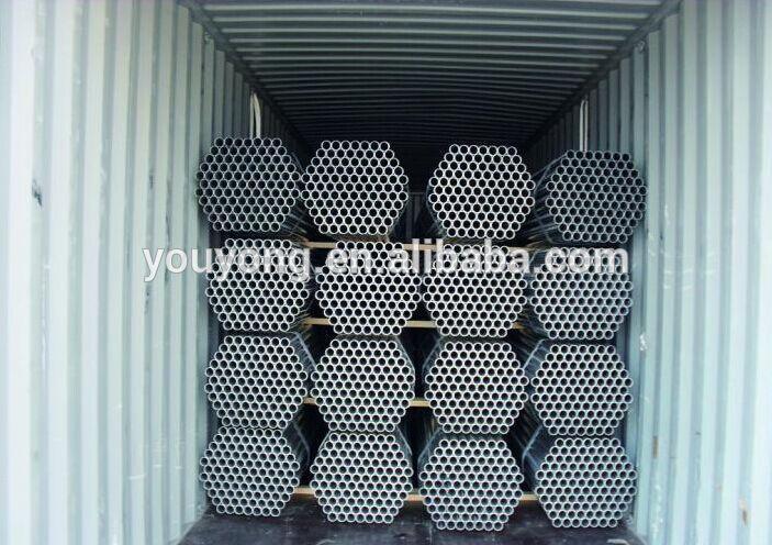 Q235 48mm Scaffolding Hot Dip Galvanized Steel Pipe (48mm Scaffolding Galvanized Steel Pipe Price)