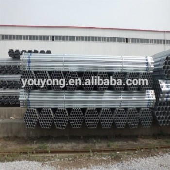 1/2-8inch Hot dip galvanized steel pipe