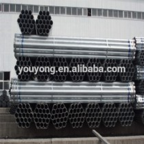 Galvanized or Zinc Placted Carbon Steel Export Gas and Oil Pipe Props manufacturing company
