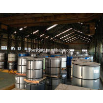 rolled galvanized / colored coated steel coil