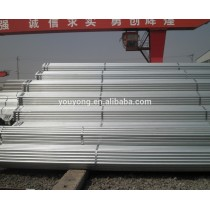 Screwed Hot Dipped Galvanized Greenhouse Pipe/ Structure pipe / Scaffolding Pipe