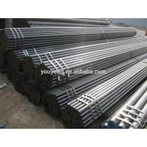 BS 1387 ASTM A53 A106 EN39 ERW carbon climbing scaffolding steel pipe