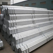 Scaffolding Material / Round Steel Pipe Instead Of Seamless Tube