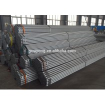 Galvanized scaffold steel pipe/tube