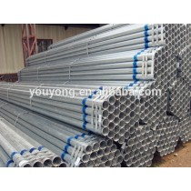 Tubing for building BS1387 Galvanzied Scaffolding Pipes