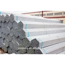 Common Carbon Steel Galvanized Pipe for Scaffold Structure Usage In stock