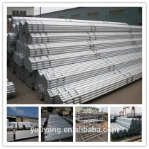 hot galvanized steel pipes GI pipe
