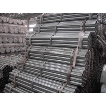 SAW (ERW) HDG steel pipe ASTM A53 B ASTM A500 BS1387 EN10255