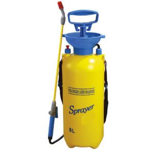 8l  PP sprayer compressor sprayer  pressure sprayer  a Pressurized Manual Sprayer Heavy-dury plastic sprayer