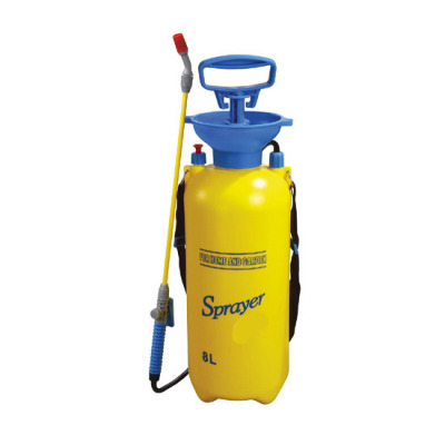 8l  PP sprayer compressor sprayer  pressure sprayer  a Pressurized Manual Sprayer Heavy-dury plastic sprayer