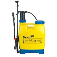 12L knapsack sprayer AGRO IN-PUT Agricultural piston  Sprayer