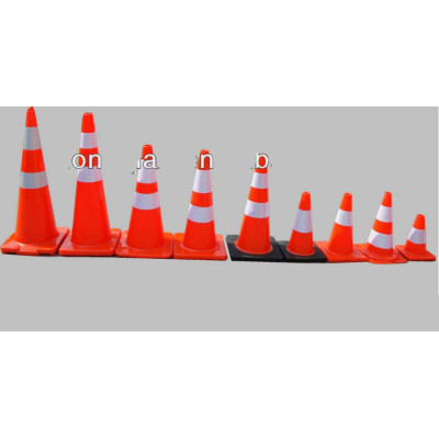 Traffic Safety Rubber Cone SOFT PVC CONE traffic cone pvc cone rubber cones road safety cones road  Delineator road barriers