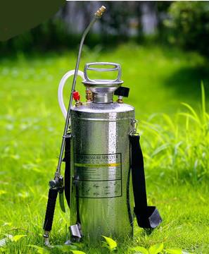 Hudson Stainless Steel Sprayer WHO Stainless Steel Sprayer 1 GALLON SPRAYER 2 GALLON STEEL SPRAYER 3 GALLON METAL SPRAYER