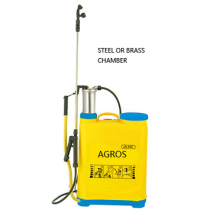 20L Knapsack sprayer stainless steel pump chamber brass chamber pump sprayer metal pump sprayers