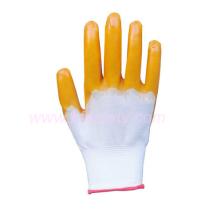 Safety gloves,hands protection,Buna-N rubber Gloves,cotton gloves,kitting gloves