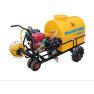 Self-contained power sprayer  Trolley Gasoline Engine Power Sprayer, diaphragm pump plunger pump boom sprayer