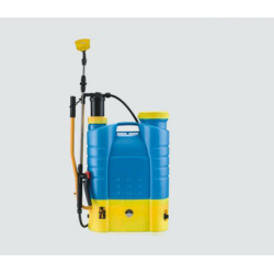 Dual System Manual & Electric  Sprayer  Battery&Manual 2 in 1 sprayer  battery and manual sprayer 2 ways sprayer double use battery sprayer