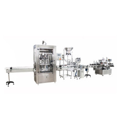 Automatic chemical Filling Line, Automatic Piston filling machine, Automatic Bottled Production Line, Automatic Rotary Capping, Labeling Machine, sealing machine