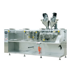 Automatic  bagged packing machine ,powder chemical  water granules viscosity bagged packing machine , Automatic horizontal Bagged machine, chemical bag  packaging production line,