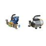 Agriculture Portable Motor Sprayer with plunger pump Electric motor sprayer AC electric portable  car wash machine
