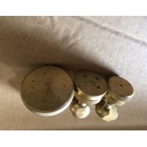 one hole brass nozzles two holes nozzles four 4 holes nozzle 8 hole sprayer nozzles