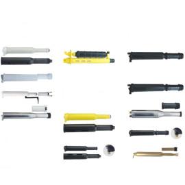 knapsack sprayer spare parts sprayer Accessores sprayer pump Air chamber and sprayer piston