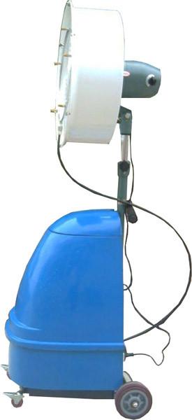 ventilador de nebulización