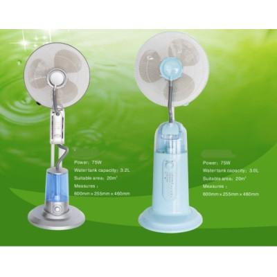 humidificador del ventilador