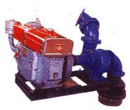 diesel de la bomba de agua