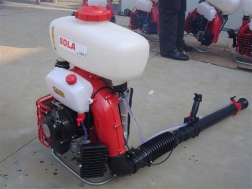 solo 423 modelo motorizado nebulizador