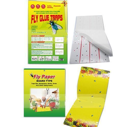 Fly & Mosquito trampas de pegamento