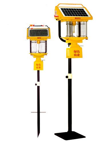 Plagas solar lámpara de espectro