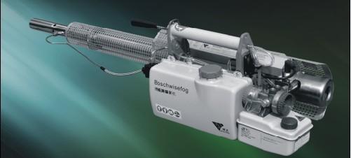máquina de nebulización