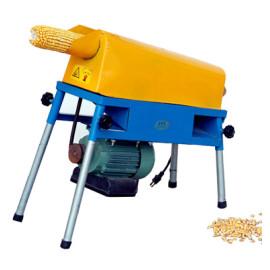 Corn   threshing  machine