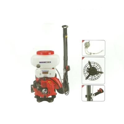knapsack backpack mist duster and duster machine mist blower mistblower sprayer 20L 2 gear and 1 gear mist blow