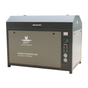More Powerful Waterjet Intensifier Pump