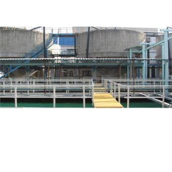 FRP Platform and Stairway