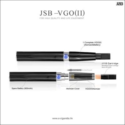 JSB VGO(II) зеленая электронная сигарета второго поколения