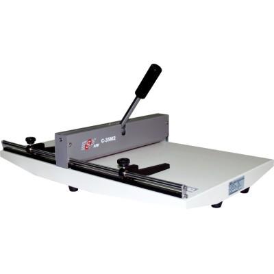 Manual creasing machine CP-35M2
