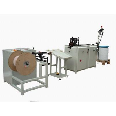 Maquina de formación con doble bobina