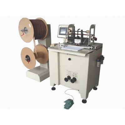 Maquina de encuadernación de doble bobina