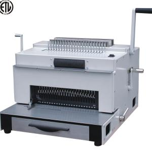 Electrical multifunction binding machine